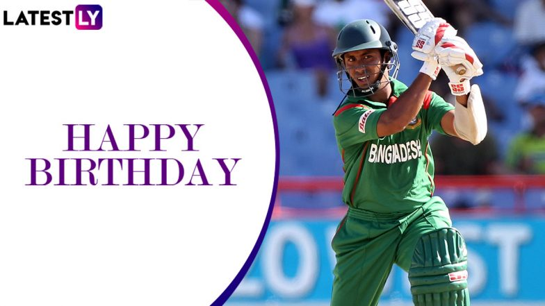 Mohammad Ashraful Birthday Special: 158 vs India and Other Brilliant Knocks by the Bangladesh Batsman