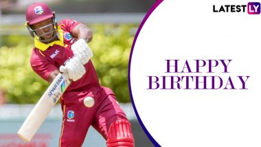 Rovman Powell Birthday Special: 101 vs Ireland and Other Top Knocks by West Indies Batsman