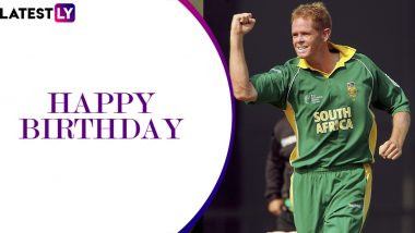 Shaun Pollock Birthday Special: 7/87 vs Australia and Other Brilliant Performances by the Legendary South African All-Rounder