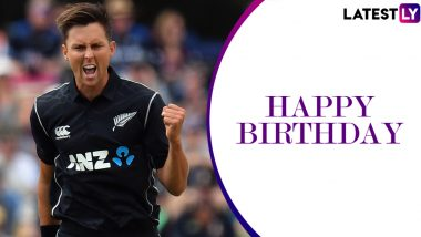 Trent Boult Birthday Special: 5/21 vs India and Other Scintillating Bowling Performances by New Zealand Pace Spearhead