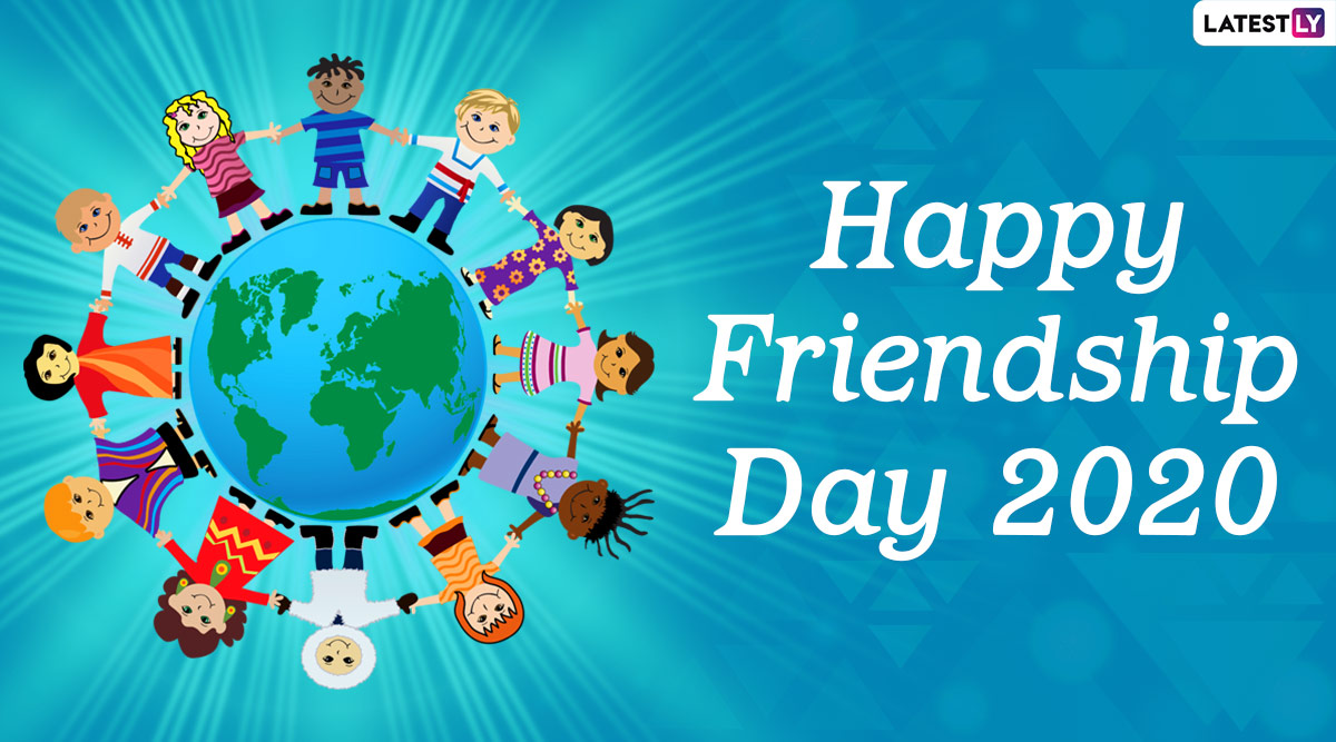 World Friendship Day 2020 Images & HD Wallpapers for Free ...