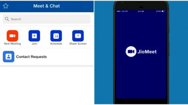 Reliance Launches JioMeet: Here's How to Use The Video Conferencing App For Meetings and Calls if You Have Never Used Zoom