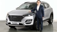 Hyundai Tucson Facelift SUV Launched in India at Rs 22.3 Lakh; Prices, Features & Specifications