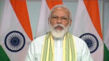 PM Narendra Modi Expresses Grief Over Death of 8 People Due to Landslides in Arunachal Pradesh, Assures of All Possible Assistance