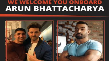 Arunava Bhattacharyya Join Hands With Mustafa Ahmed Fitness Coach to Hrithik Roshan, Ranveer Singh and Ali Fazal at AKRO 2.0