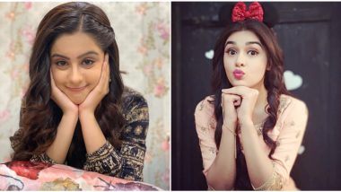 Ishq Subhan Allah: Tunisha Sharma Opens Up On Replacement, Says 'I'll Miss Being a Part Of the Show, But Really Happy That Eisha is Returning'