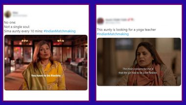 Netflix's Indian Matchmaking Funny Memes and Jokes Are The Only Best Match You'll Get Out Of This Cringe Reality Show