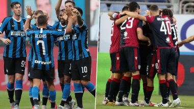 Inter Milan vs Torino, Serie A 2019–20 Free Live Streaming Online & Match Time in Indian Time: How to Get Live Telecast of INT vs TOR on TV & Football Score Updates in IST