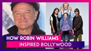 Robin Williams Birthday Special: 5 Times The Jumanji Star Inspired Bollywood