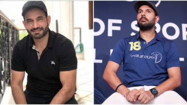 Irfan Pathan Wishes for 'Ben Stokes-Like Match-Winning All-Rounder' in Indian Team; Yuvraj Singh Responds Leading to Banter (See Posts)