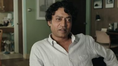 Irrfan Khan Features in The Academy's Video On Celebration of Hope With Iconic Film Moments and Fans Can't Hold Back Their Tears