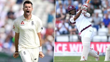 England vs West Indies 1st Test 2020: James Anderson vs Kraigg Brathwaite and Other Exciting Mini-Battles to Watch Out for in Southampton