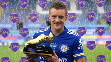 Premier League 2019-20: Jamie Vardy Becomes First Player in Leicester City's History to Win Golden Boot
