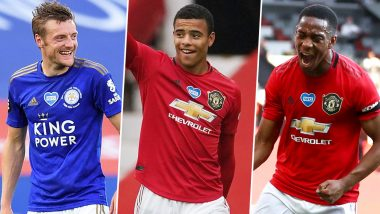 Leicester City vs Manchester United, Premier League 2019–20: Mason Greenwood, Jamie Vardy and Other Players to Watch Out in LEI vs MUN Football Match