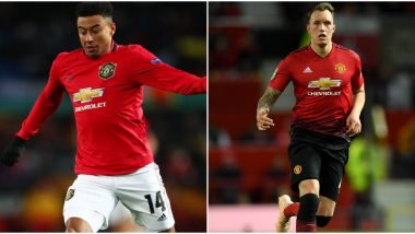 Manchester United Transfer News Latest Update: Red Devils to Offload Jesse Lingard and Phil Jones This Summer, Say Reports