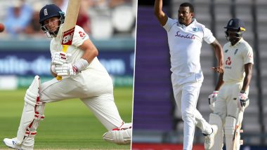 England vs West Indies 3rd Test 2020: Joe Root, Shanon Gabriel and Other Key Players to Watch Out for in Manchester