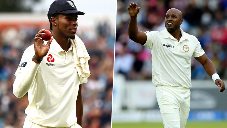 'With All This Knowledge How Are You Not a Coach Yet': Jofra Archer and Tino Best Engage in War of Words on Twitter Over England's Selection Tactics