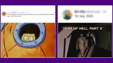 2020 is Half Over! Netizens Welcome July Hoping The Year Would be Good Hereon With Funny Memes and GIFs