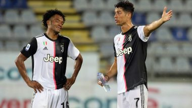 Lazio vs Juventus Live Streaming Online & Match Time in IST: How to Get Free Live Telecast of Serie A 2020-21 on TV & Football Score Updates in India?