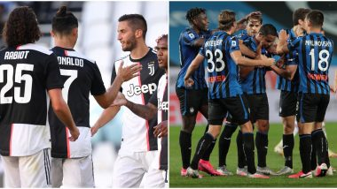 Juventus vs Atalanta, Serie A 2019–20 Free Live Streaming Online & Match in Indian Time: How to Get Live Telecast of JUV vs ATN on TV & Football Score Updates in IST