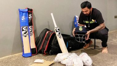 KL Rahul Is Missing Cricket, Indian Batsman's Latest Social Media Post Is All About His Love for the Game
