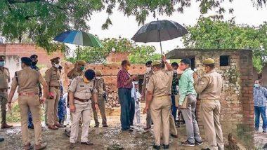 Kanpur Encounter Case: UP Police Arrest Vikas Dubey's Aides Jaykant Vajpayee and Prashant Shukla, File FIR Under Criminal Law Amendment Act