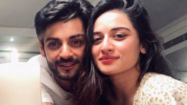 Karan Wahi and Girlfriend Uditi Singh Pose For A Perfect Selfie Together (View Pic)