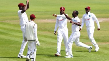Pakistan vs West Indies 2nd Test, Day 2 Live Streaming Online on FanCode: Get PAK vs WI Cricket Match Free TV Channel and Live Telecast Details On PTV Sports