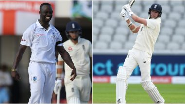 England vs West Indies, 3rd Test 2020, Day 2, Stat Highlights: Kemar Roach Completes 200 Wickets; Stuart Broad Smashes Third Fastest Fifty and Other Records