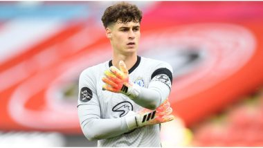 Kepa Arrizabalaga Dropped for Chelsea's Final Premier League 2019–20 Game Against Wolves; Twitterati React to Frank Lampard Axing Football's Most Expensive Goalkeeper