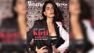 Wow! Kirti Kulhari Repurposed Her Award Night Crisp Pantsuit Style for Women Fitness Magazine This Month!