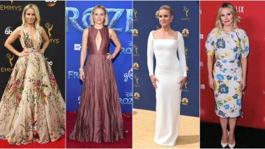 Kristen Bell Birthday: These Gorgeous Looks of the American Actress Deserve to Be In the 'The Good Place' Of Your Wardrobe (View Pics)