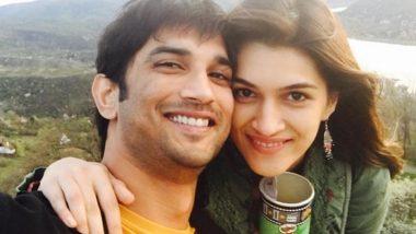 Kriti Sanon and Sushant Singh Rajput Were Dating, Claims Lizaa Malik Recalling Raabta Actress' Birthday Party