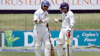 This Day That Year: Kumar Sangakkara, Mahela Jayawardene Record Highest Partnership in Test Cricket With 624-Run Stand vs South Africa in 2006