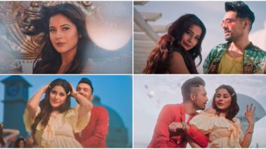 Kurta Pajama Music Video Out: Shehnaaz Gill Steals The Thunder In This Tony Kakkar's Catchy Number (Watch Video)