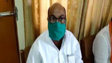 Rajasthan Political Crisis: UP Congress Chief Ajay Lallu, Rajya Sabha MP PL Punia Arrested During Protest Outside Lucknow Raj Bhavan