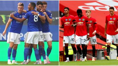 Manchester United, Leicester City Fans Troll Each Other Ahead of Crucial Premier League 2019–20 Match (See Reactions)