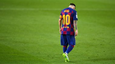 Lionel Messi Transfer News Latest Update: Argentina Star Feels Lack of Support at Barcelona, Says Dani Alves