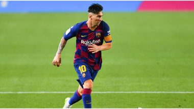 Lionel Messi Transfer News Latest Update: Barcelona President Josep Maria Bartomeu Insists Argentine Will Finish Career at Camp Nou