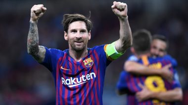 'Lionel Messi Greatest of All-Time': Former Spain and Real Madrid Coach Vicente del Bosque Rates Barcelona Star Above Diego Maradona