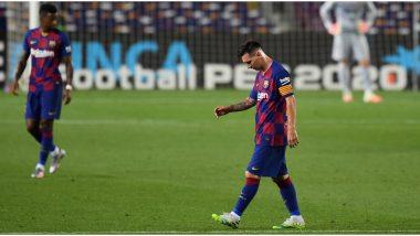 Lionel Messi Transfer News Update: Inter Milan Plan Sensational 2021 Move for Barcelona Superstar