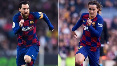 Barcelona vs Espanyol, La Liga 2019-20: Lionel Messi, Antoine Griezmann and Other Players to Watch Out in BAR vs ESL Football Match