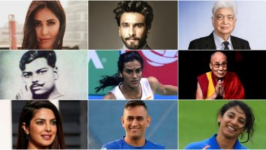 Famous Indian Celebrities' Birthdays in July: From Priyanka Chopra to MS Dhoni to Azim Premji, You Share Your Birthday Month With These Influential Figures