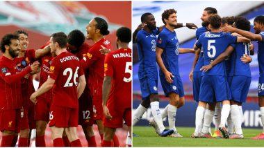 Liverpool vs Chelsea Head-to-Head Record: Ahead of Premier League 2019–20 Clash, Here Are Last Five Match Results of LIV vs CHE Encounters in EPL