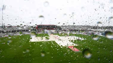 England vs West Indies 3rd Test 2020 Day 4 Washed Out Due to Rain in Manchester