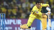 CSK Will Win IPL 2020, Brett Lee Names MS Dhoni-led Team Title Favourites for Indian Premier League Season 13
