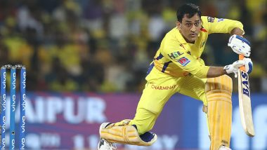MS Dhoni Birthday: CSK Release New Song 'Mahi Ve' to Celebrate Thala's Journey As He Turns 39 (Watch Video)