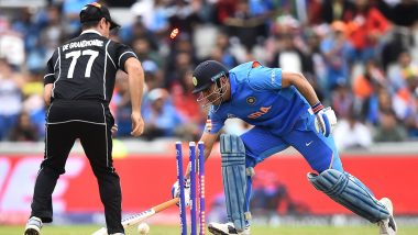 This Day That Year: New Zealand Knocks India Out of 2019 Cricket World Cup Despite Ravindra Jadeja and MS Dhoni's Heroics