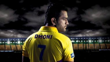 MS Dhoni in Yellow CSK Jersey Images & HD Wallpapers For Free Download Online For All The Chennai Super Kings Fans Ahead of IPL 2020