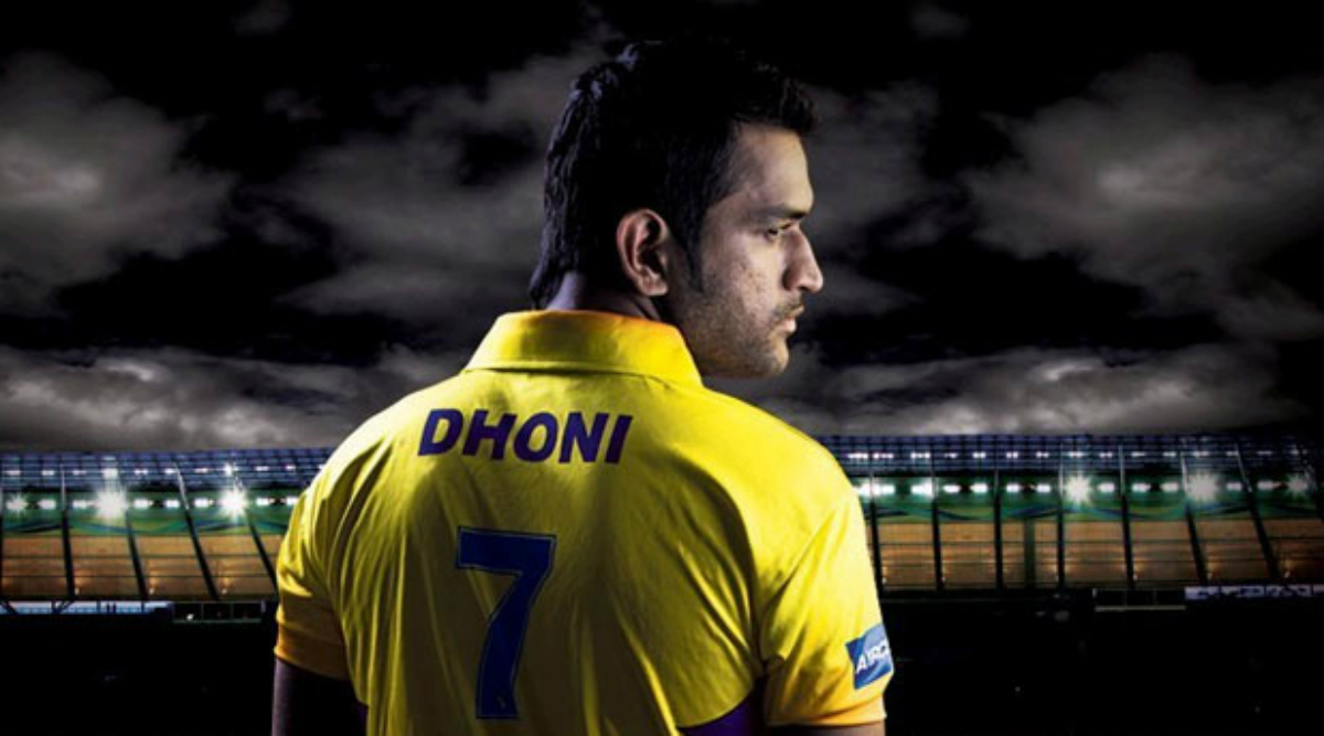 Ms Dhoni In Yellow Csk Jersey Images Hd Wallpapers For Free Download Online For All The Chennai Super Kings Fans Ahead Of Ipl 2020 Latestly